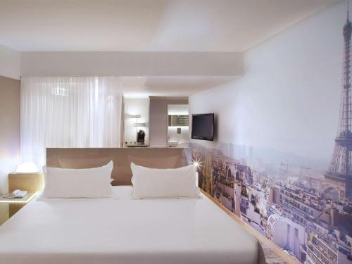 Mercure Paris Vaugirard Porte De Versailles : Hotel near Issy-les-Moulineaux