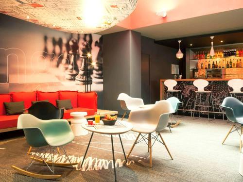 ibis Lyon Part Dieu Les Halles : Hotel near Lyon 3e Arrondissement
