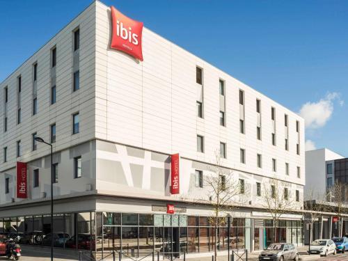 ibis Bordeaux Centre Bastide : Hotel near Floirac