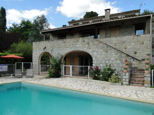 Mas De Sarjac : Apartment near Gourdon