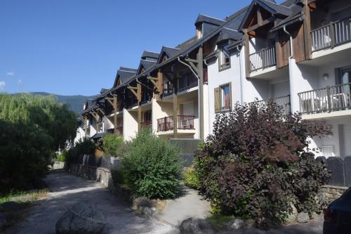 Résidence les Ardoisières - St Lary : Apartment near Bourisp