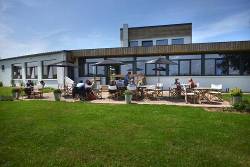 l'AERODROME DE LA BAIE DE SOMME : Hotel near Ailly-le-Haut-Clocher