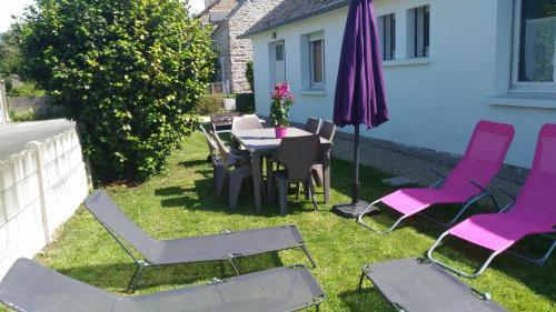 Maison proche Mont St Michel et St Malo : Guest accommodation near Roz-sur-Couesnon