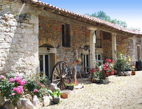 Domaine Audubert : Guest accommodation near Septfonds