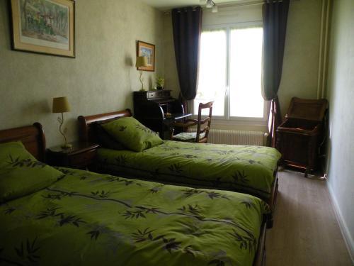 Chambre d'hôtes - Garibaldi : Bed and Breakfast near Lyon 8e Arrondissement