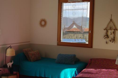 L'espace-temps : Bed and Breakfast near Saint-Maurice-l'Exil