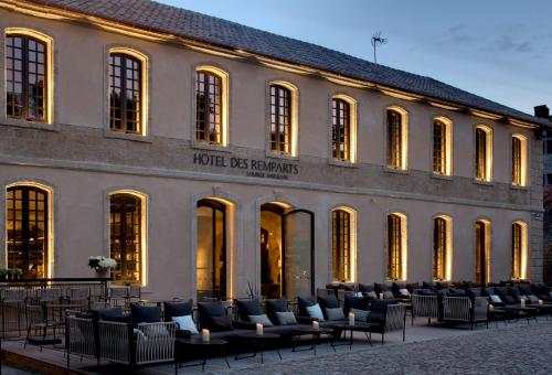 Boutique Hôtel des Remparts & Spa : Hotel near Aigues-Mortes