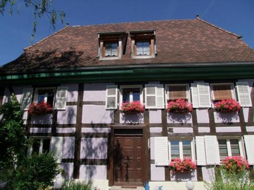 Aux Portes de l'Alsace : Bed and Breakfast near Montreux-Jeune