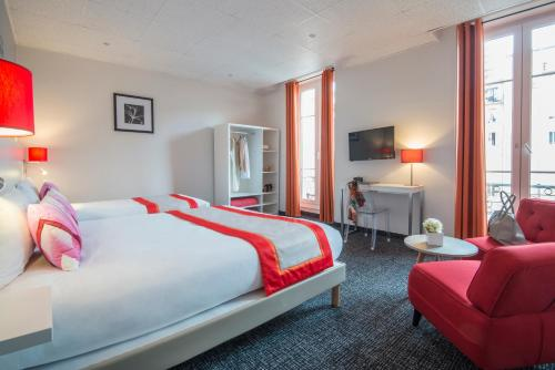 Hôtel Amaryllis : Hotel near Nice
