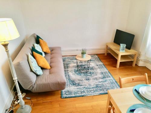 Appart' Moissenet : Apartment near Trouhaut
