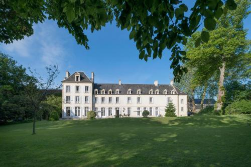 Château Baffy : Hotel near Saint-Gabriel-Brécy
