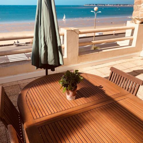 Appartement face mer : Apartment near La Baule-Escoublac