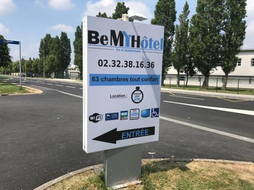 Be Myhôtel : Hotel near Prey