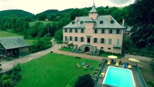 Chambres d'Hôtes Les Tapies : Bed and Breakfast near Rodez