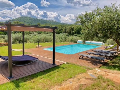 La Villa aux Oliviers : Bed and Breakfast near Brignoles