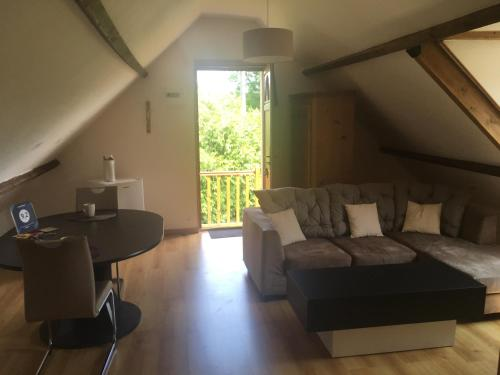 L'annexe : Bed and Breakfast near Saint-Étienne-la-Thillaye
