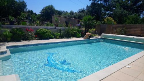 Villa Eden : Guest accommodation near Saint-Savournin