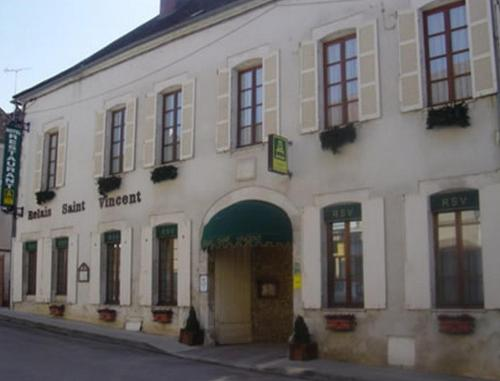 Le Relais Saint Vincent : Hotel near Courgis