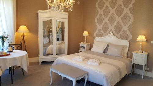 La Clef Dort : Bed and Breakfast near Sainte-Cécile