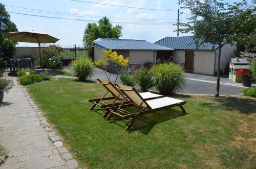 Gîte du Frêne : Guest accommodation near Essigny-le-Petit
