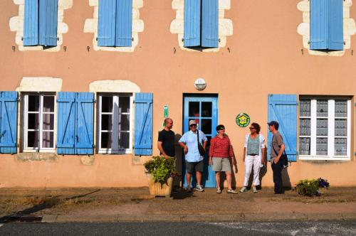 Gite De Lalizolle : Guest accommodation near Montaigut
