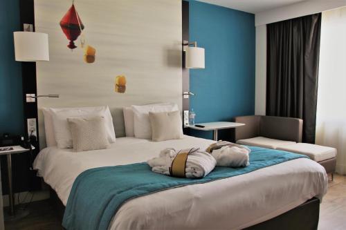 Mercure Lorient Centre : Hotel near Hennebont