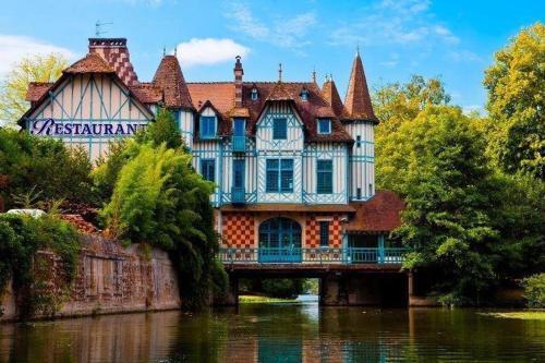 Le Moulin De Connelles : Hotel near Les Andelys