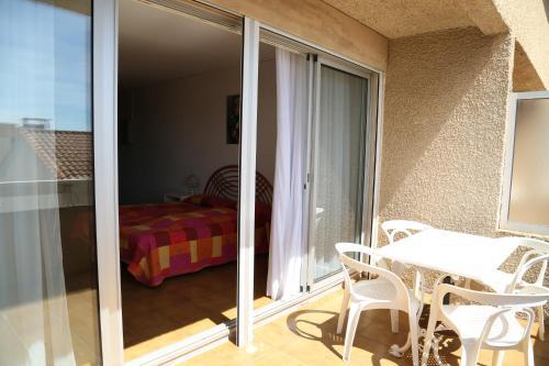Résidence Créole : Guest accommodation near Valras-Plage