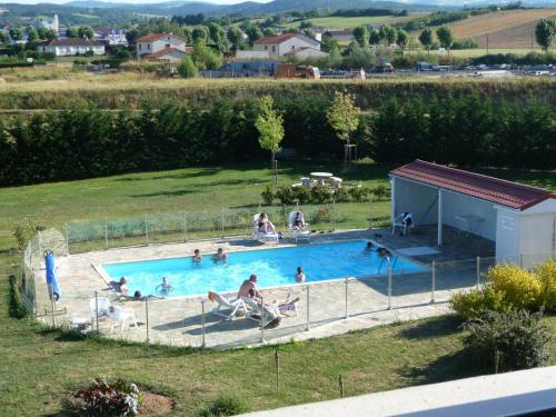 Artemis Hotel : Hotel near Connangles