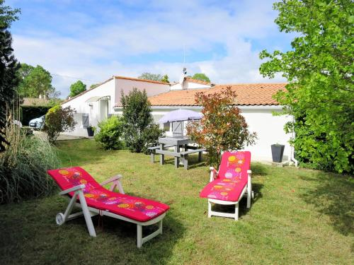 Ferienhaus Begadan 100S : Guest accommodation near Saint-Christoly-Médoc