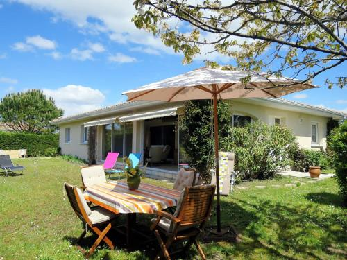 Ferienhaus Arès 100S : Guest accommodation near Andernos-les-Bains