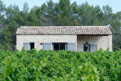 Les Lodges du Pic : Guest accommodation near Cazevieille