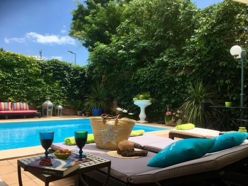 La Beytina - Bed and Breakfast : Bed and Breakfast near Cuxac-Cabardès