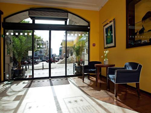 Best Western Crystal Nancy Centre : Hotel near Nancy