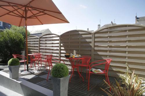Best Western Adagio Saumur : Hotel near Les Ulmes