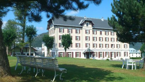 Best Western Grand Hotel de Paris : Hotel near Monteynard