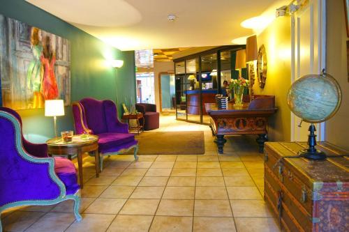 Best Western La Gentilhommiere : Hotel near Saint-Julien-Vocance