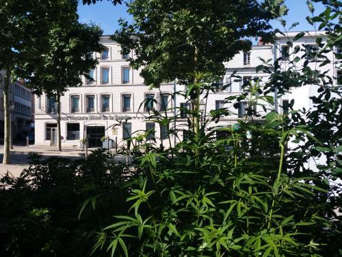 Best Western Hotel de la Breche : Hotel near Coulon