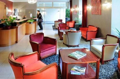 Best Western Poitiers Centre Le Grand Hôtel : Hotel near Gizay