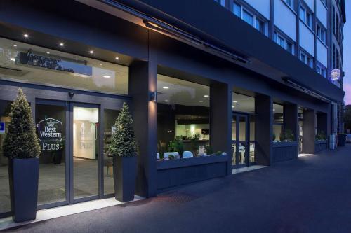Best Western Plus Hôtel Litteraire Alexandre Vialatte : Hotel near Ceyrat