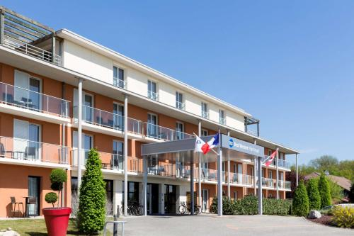 Best Western Park Hotel Geneve-Thoiry : Guest accommodation near Savigny