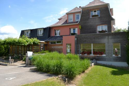 La Rochette : Hotel near Labaroche
