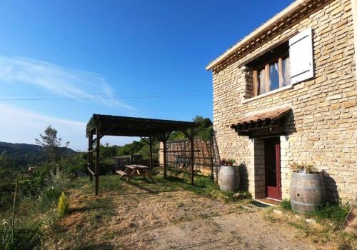 Gite De La Vivaraise : Guest accommodation near Molières-sur-Cèze