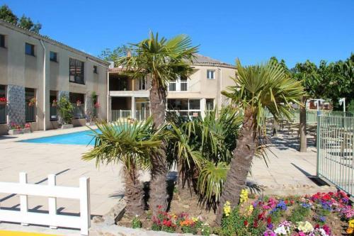 Domaine Plein Sud : Guest accommodation near Pranles