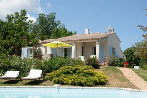 Villa Coda l'Olivier : Guest accommodation near Montjustin