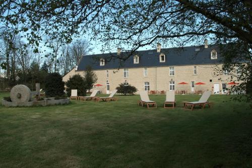 Le Manoir De Mathan : Hotel near Creully