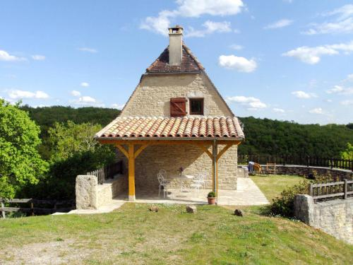 Ferienhaus Labastide-Murat 400S : Guest accommodation near Montamel