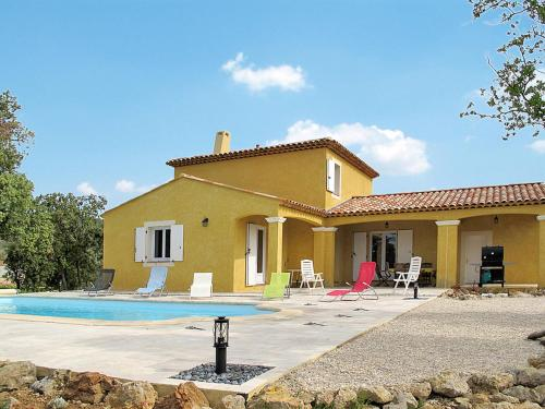 Ferienhaus mit Pool Lorgues 165S : Guest accommodation near Lorgues