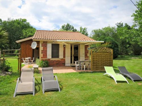 Ferienhaus Naujac-sur-Mer 100S : Guest accommodation near Naujac-sur-Mer