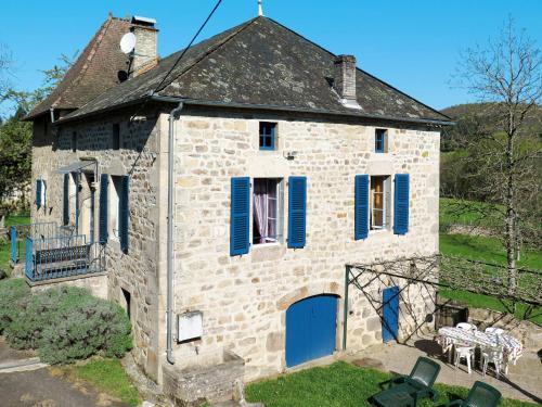 Ferienhaus mit Pool Teyssieu 100S : Guest accommodation near Saint-Céré